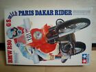 TAMIYA 1:12 BMW R80 G/S with PARIS-DAKAR RIDER MODEL KIT