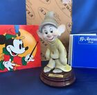 Disney Dopey Snow White and the Seven Dwarfs By Giuseppe Armani - Made in Italy