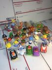 Lot Of 36 Fisher Price Little PeopleAnimals  Cars Figures