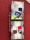 2014 Topps Prime Odell Beckham Jr. Rookie Autograph Six Relic Booklet 10