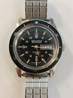 Vintage Waltham diver Ref-B341 Incabloc 25 Jewel automatic works and keeps time