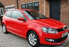 LARGER PHOTOS: 2014 vw polo 1.4 match edition 3 door hatchback low mileage air con