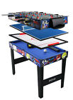 4 in 1 Multi Game Table for Kids 315 Steady Combo Game Soccer Foosball Table
