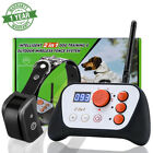2 in 1 Dog Fence Rechargeable Dog Training System with Training Collar Wireless