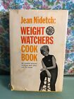 Vintage Weight Watchers Cookbook 1966 Jean Nidetch 1960s Housewife Reducing