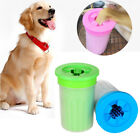 Portable Cup Dog Foot Cleaner Feet Washer Brushes Dog Paw Pet Cleaning Brush
