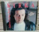KIRKA SADNESS IN YOU EYES RARE UNIQUE GREEK CD 1993 POP ROCK