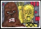 2015 Topps Star Wars Illustrated: The Empire Strikes Back 52