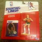 LARRY BIRD 1988 STARTING LINEUP ON CARD WITH CASE!