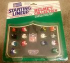 NFL AFC HELMET COLLECTION 1989 KENNER STARTING LINEUP!