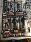 Mcfarlane Walking Dead Series 4 Action Figure Lot of all 5 complete set