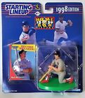 1998 Starting Lineup Mark McGwire St Louis Cardinal SLU Home Run History 03