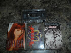 Cher 4 Cassette Single Lot - If I Could Turn Back Time Love and Understanding +