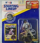 Cecil Fielder autographed signed Starting Lineup Figure MLB Detroit Tigers JSA