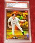 ANDY PETTITTE 1995 SELECT CERTIFIED #96 MIRROR GOLD ROOKIE RC FOIL PSA 10 ☆ RARE