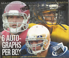 2013 Press Pass Football Hobby Box -6 Hits Per Box NEW SEALED