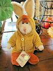 RETIRED BOYDS BEAR BUNNY RABBIT SPECIAL OCCASION EDITION GRAHAM QUAKERS TAGGED