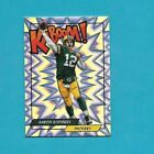 2018 Panini KABOOM Rewards Base Card AARON RODGERS Green Bay Packers