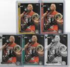 Brock Lesnar Cards, Rookie Cards and Autographed Memorabilia Guide 8