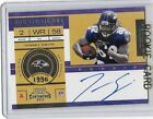 2011 Playoff Contenders Rookie Ticket Autograph TORREY SMITH Ravens #230
