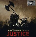 Justice by Rev Theory (CD, 2011, Geffen)