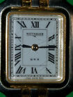 WITTNAUER WRIST WATCH SWISS QWR CD507 - 9800 Square Rectangle FACE Crystal