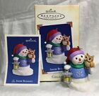 QX2245 HALLMARK KEEPSAKE 'Snow Buddies', 8th in the Series, 2005