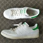 Adidas Stan Smith Mens Sneakers 12 Green White Originals OG 3 Stripes Vintage