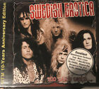 SWEDISH EROTICA - Too Daze Gone 10 Anniversary CD Rare Glam Sleaze Mats Levin Tr