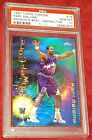 KARL MALONE 1997 TOPPS CHROME SEASON'S BEST 16 REFRACTOR PSA 10 ☆ POWER CORE