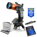 Celestron 11036 Nexstar 5SE Computerized Telescope Bundle