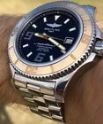 Breitling Superocean II 44 Gold Boxes Clean C1739112