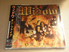 WIDOW On Fire+1 JAPAN CD w/OBI h950