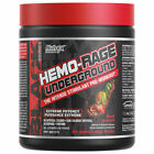 Nutrex Research Hemo-Rage Underground Pre Workout Canadian Formula