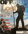 Off Grid Offgrid Magazine Fall 2014 Issue 5 Lost and Injured New NO Label