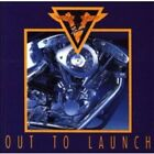 V2 –Out To Launch CD 1990 [NEW]