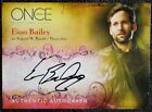 2014 Cryptozoic Once Upon a Time Season 1 Autographs Guide 20