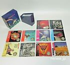URIAH HEEP / JAPAN Mini LP SHM-CD x 10 titles + PROMO BOX (Firefly BOX) Set!!