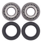 All Balls 25-1002 Rear Wheel Bearing Seal Kit for Harley XLH1200 Sportster 87