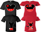 Mickey Minnie Shirts Couple Shirts His And Hers Shirts Couple Matching Tees
