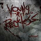 Dirty Penny - Young & Reckless (CD, 2009) Like New! Very Rare Glam CD!