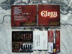 ELEGY Labyrinth Of Dreams CD JAPAN OBI + Sticker