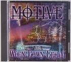 MOTIVE: Worn Down Dream 2003 Private Heavy Metal Thrash CD NM