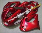 For Yamaha YZF1000R Thunderace 1997-2007 All Red Aftermarket Motorcycle Fairings