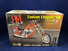 Revell Custom Chopper Set 1:12 Scale Model Kit 85-7324 New in Box Ships Free