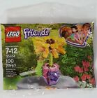 LEGO Friends Friendship Flower Building Toy Polybag 3+ 100 pc 30404