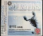 SCORPIONS [ THE MILLENNIUM COLLECTION ] ORIGINAL CD Japan Import