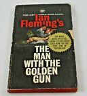 The Man With the Golden Gun by Ian Fleming 1966 1st Signet Edition