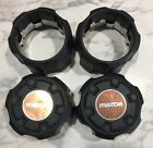 4 1987 93 Mazda B2600 i 4x4 Factory OEM Wheel Center Rim Cap Hub Dust Cover Set