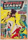 Justice League Of America 23 VG+ 45 Drones Of The Queen Bee